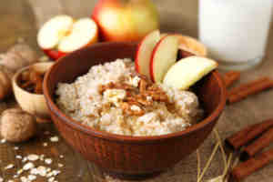 Golfing Healthy - Oatmeal, a Healthier Alternative to Cereal