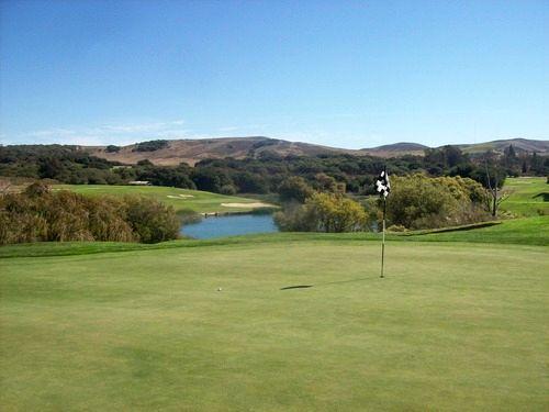 La Purisima Golf Course Lompoc California