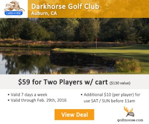 Golf Moose - Darkhorse Golf Club Tee Times