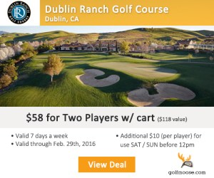 Golf Moose - Dublin Ranch Golf Course Tee Times