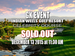 Indian Wells Golf Resort Celebrity Course Tee Times