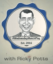#WednesdayMatchPlay with Ricky Potts
