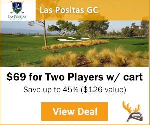 Golf Moose - Las Positas Golf Club Tee Time Special
