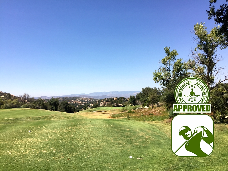 Mt. Woodson Golf Club GK Review Guru Golf Course Review