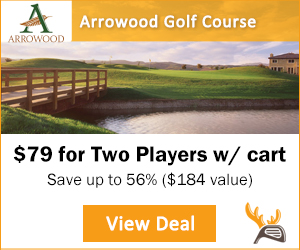 Arrowood Golf Course Tee Time Special
