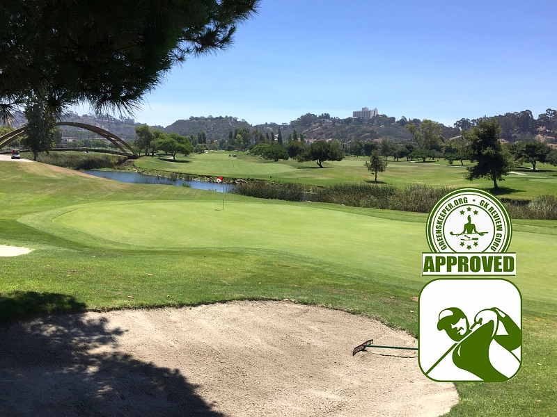 Riverwalk Golf Club GK Review Guru Golf Course Review San Diego CA