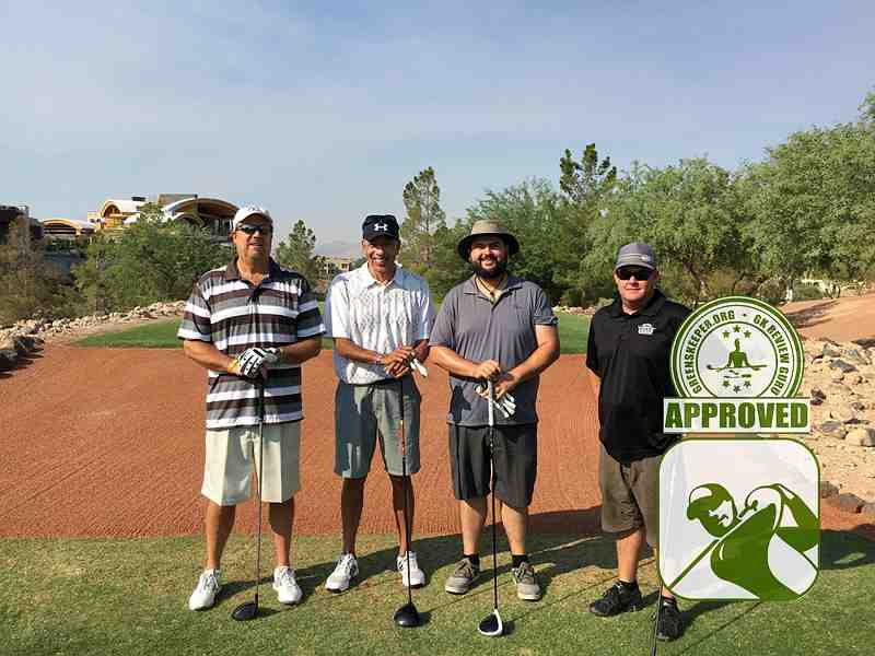 Rio Secco Golf Club - Shown Jerry64, larryq2001, MrKich, dangerousbri