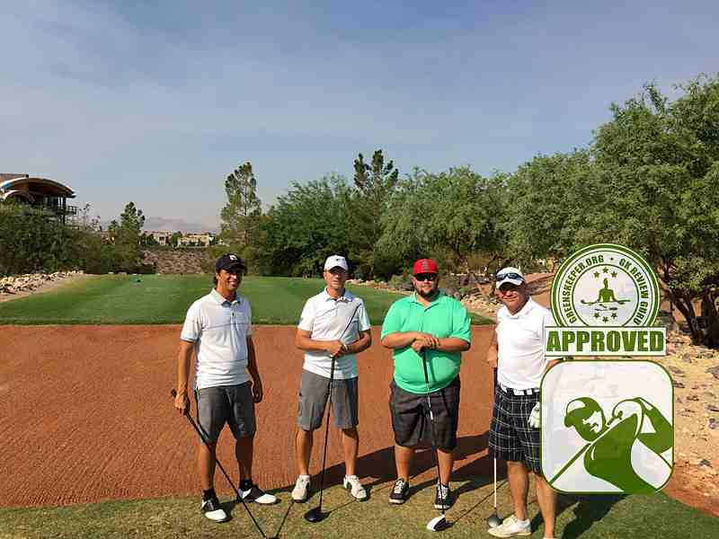 Rio Secco Golf Club - Shown JohnnyGK, phunteratc, mpisarski, rob1563