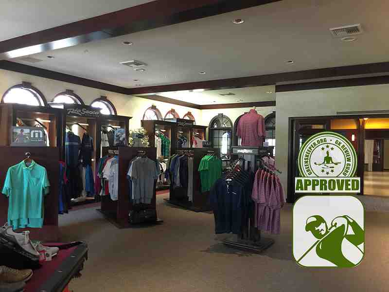 Rio Secco Golf Club offers a complete Pro-Shop and rental club options