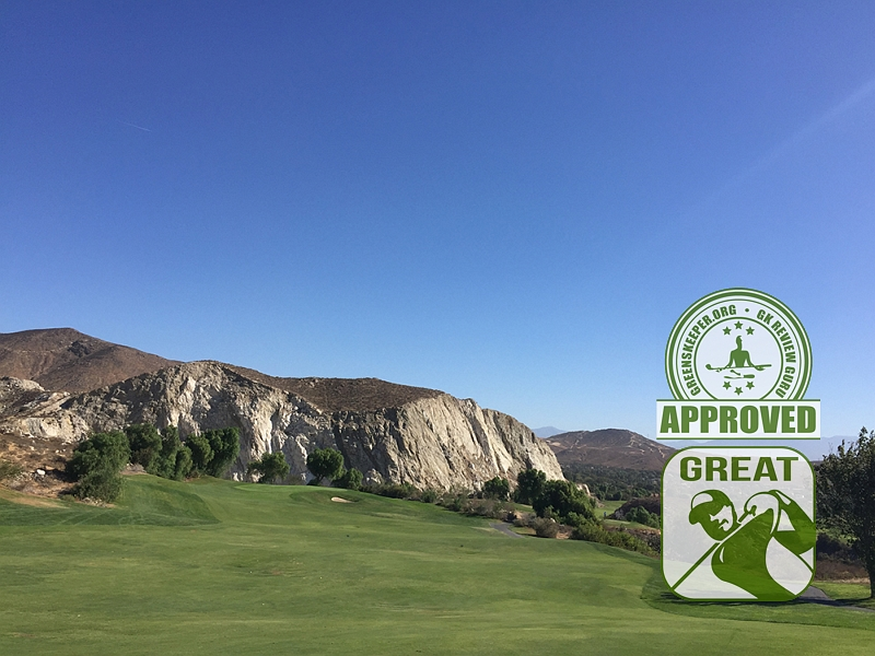 Oak Quarry Golf Club Hole 8 Riverside CA
