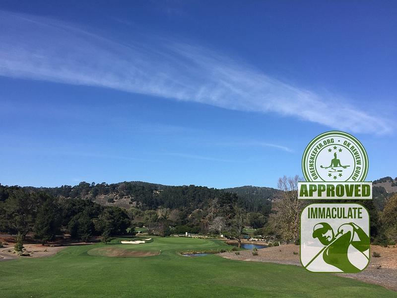 Quail Lodge & Golf Club Carmel CA. Hole 5