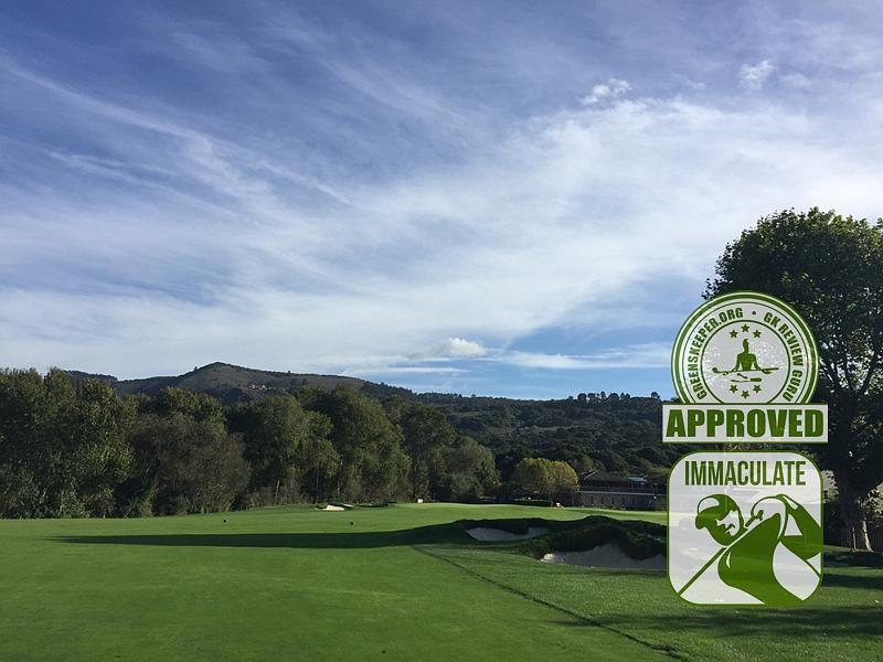 Quail Lodge & Golf Club Carmel, CA. Hole 9