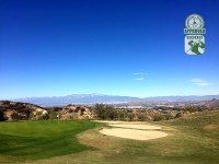 Eagle Glen Golf Club Corona California. Hole 3