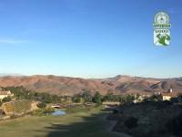 Champions Club at the Retreat Corona, California. Hole 8