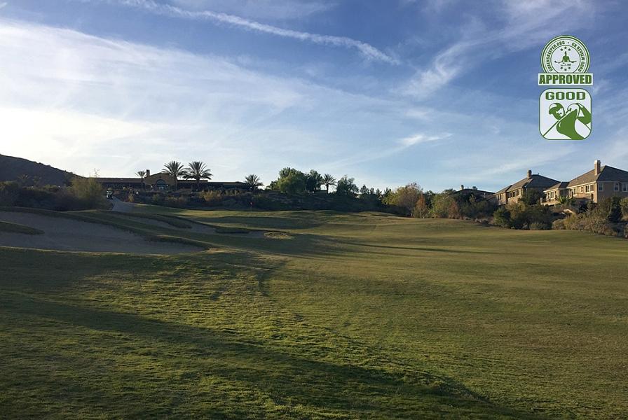 Champions Club at the Retreat Corona, California. Hole 9