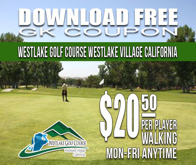 Westlake Golf Course GK Coupon