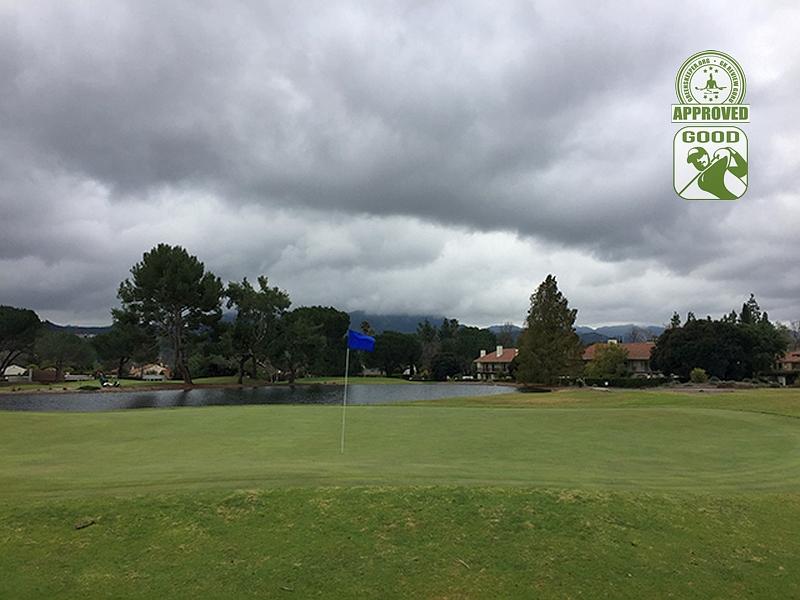Westlake Golf Course Westlake California Hole 7 GK Review Guru Visit