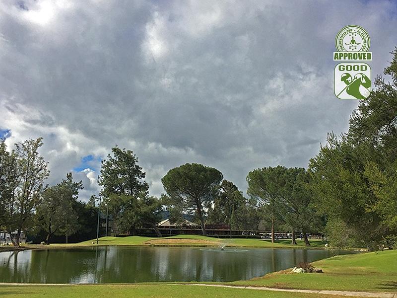 Westlake Golf Course Westlake California Hole 9 GK Review Guru Visit