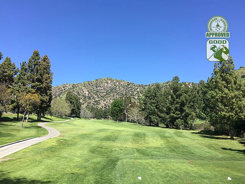 DeBell Golf Club Burbank California GK Review Guru Visit - Hole 10