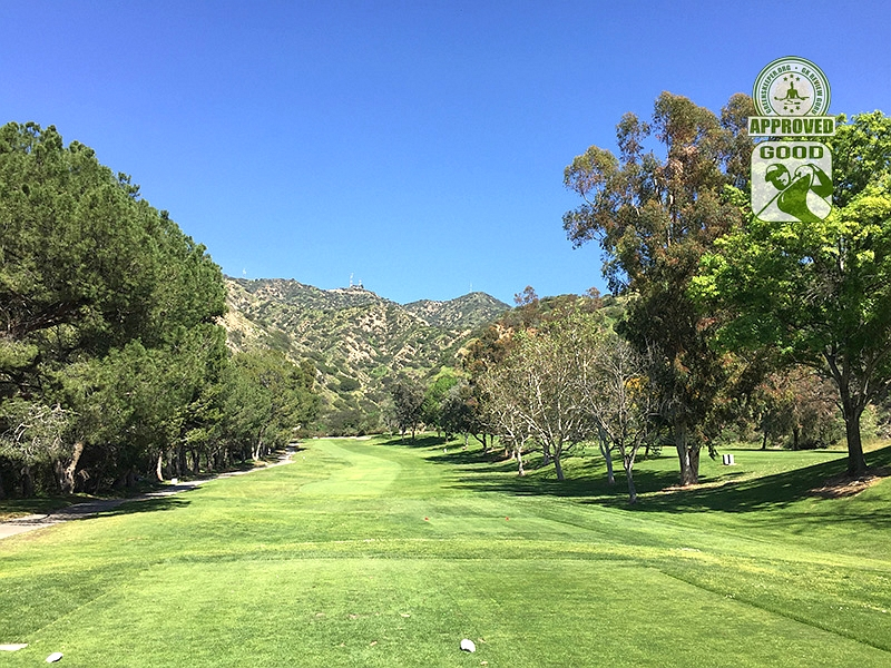DeBell Golf Club Burbank California GK Review Guru Visit - Hole 15