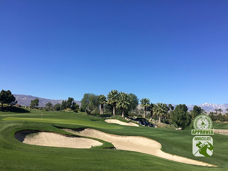 Indian Wells Golf Resort (CELEBRITY) Indian Wells California Hole 16