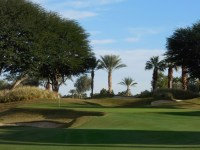 PGA WEST Nicklaus Tournament Course La Quinta California Hole 10 approach