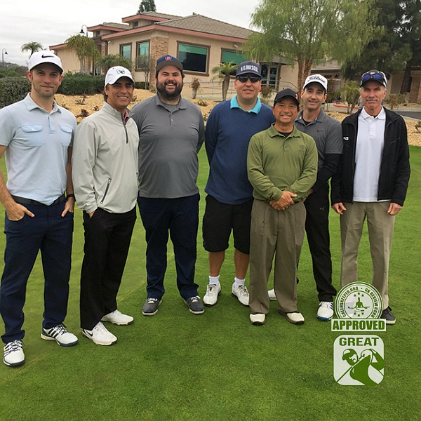 Moorpark Country Club Moorpark California Group Pic
