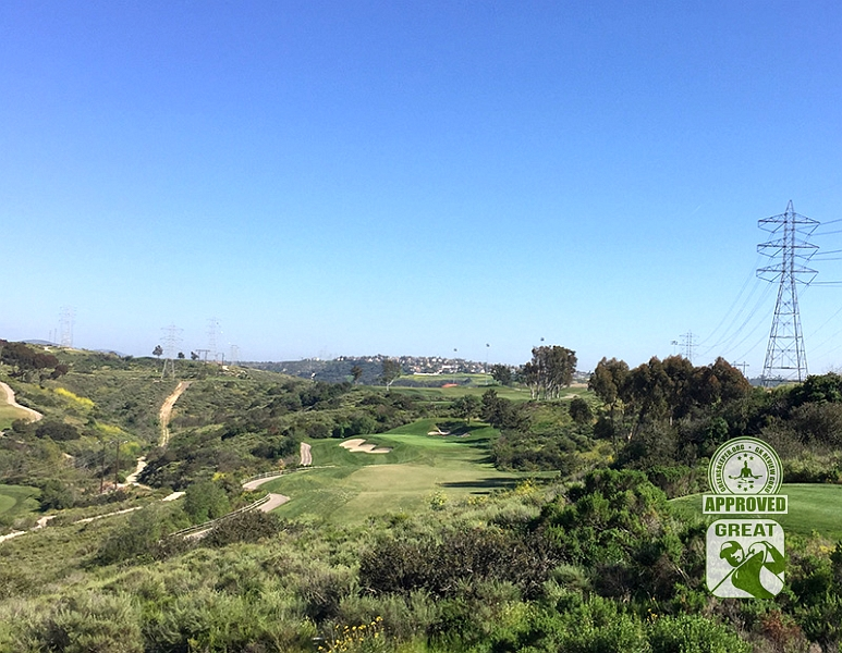 Crossings at Carlsbad Carlsbad California GK Review Guru Visit - Hole 10