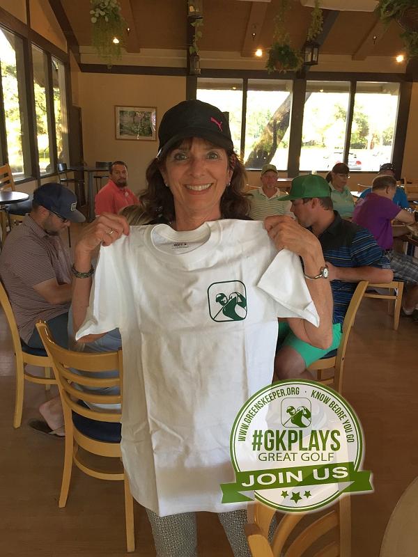 Boulder Oaks Golf Club Escondido California Congrats newcomer FRAN wins a GK T-Shirt