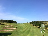 La Purisima Golf Course Lompoc California.  Hole-7