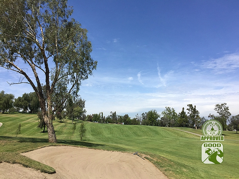 Los Serranos Country Club Chino Hills California Hole 1