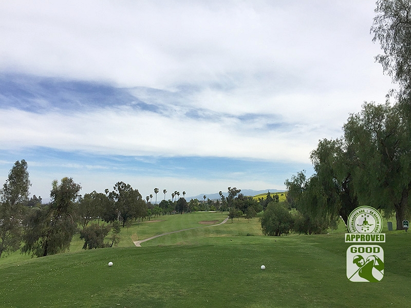 Los Serranos Country Club Chino Hills California Hole 18