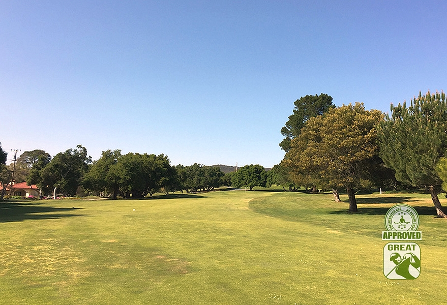 MIssion Club Lompoc California Hole 9