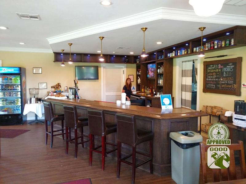 Twin Oaks Golf Course San Marcos California snack bar