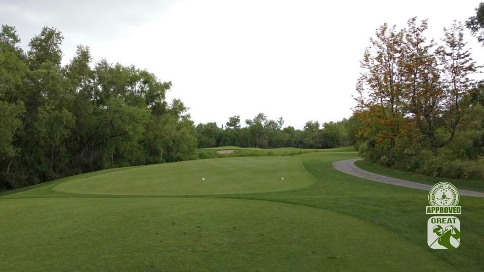 Goose Creek Golf Club Mira Loma California GK Review Guru Visit - Hole 5