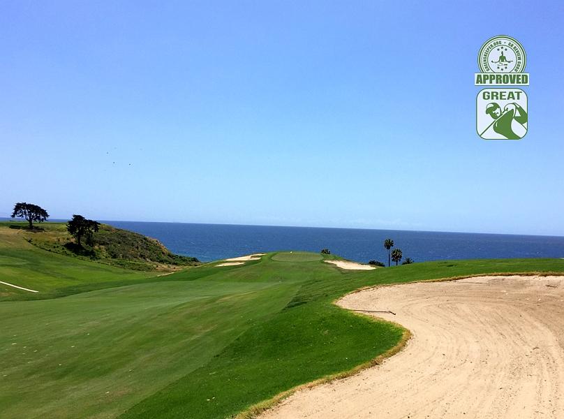 Sandpiper Golf Course Goleta California GK Review Guru Visit - Hole 10