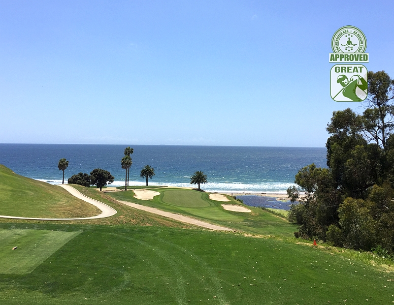 Sandpiper Golf Course Goleta California GK Review Guru Visit - Hole 11
