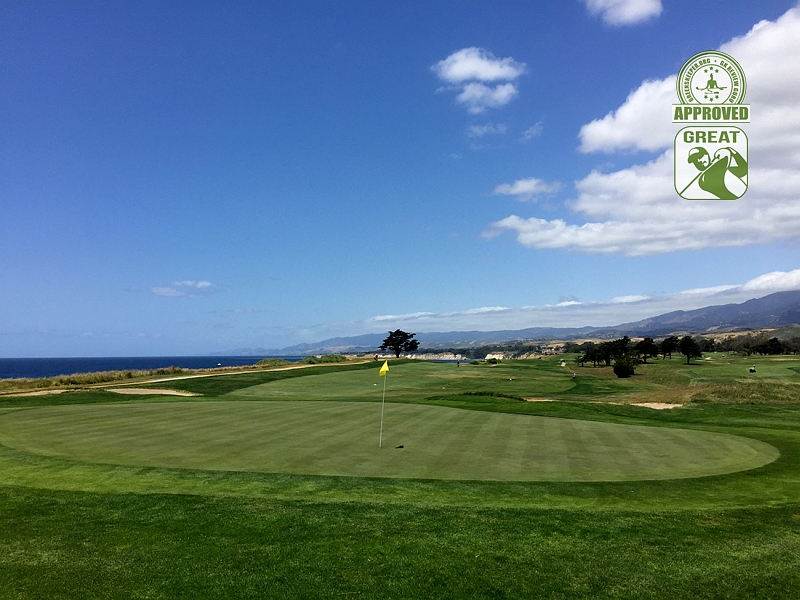 Sandpiper Golf Course Goleta California GK Review Guru Visit - Hole 14