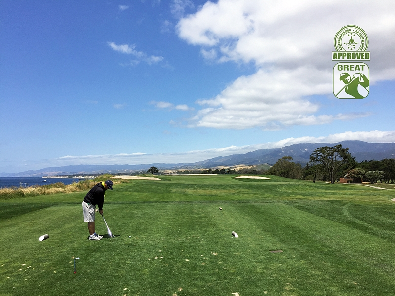 Sandpiper Golf Course Goleta California GK Review Guru Visit - Hole 6
