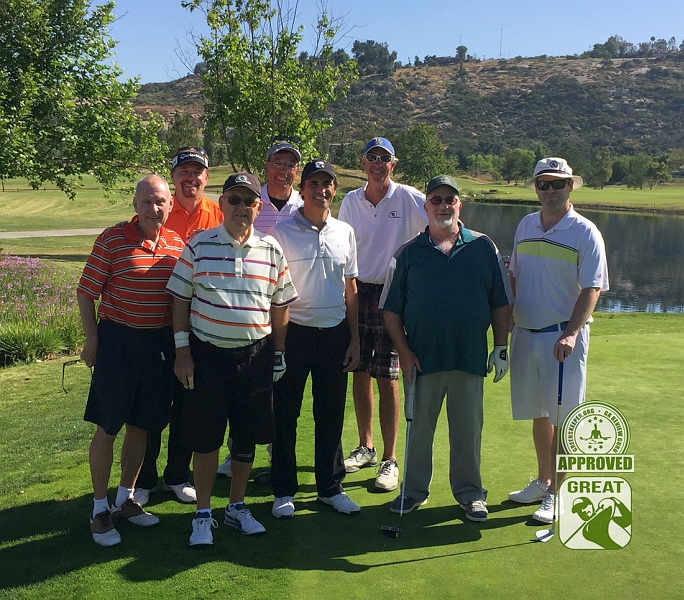 Woods Valley Golf Club Valley Center California. GK Review Guru Visit - Our steadfast GK Review Crew