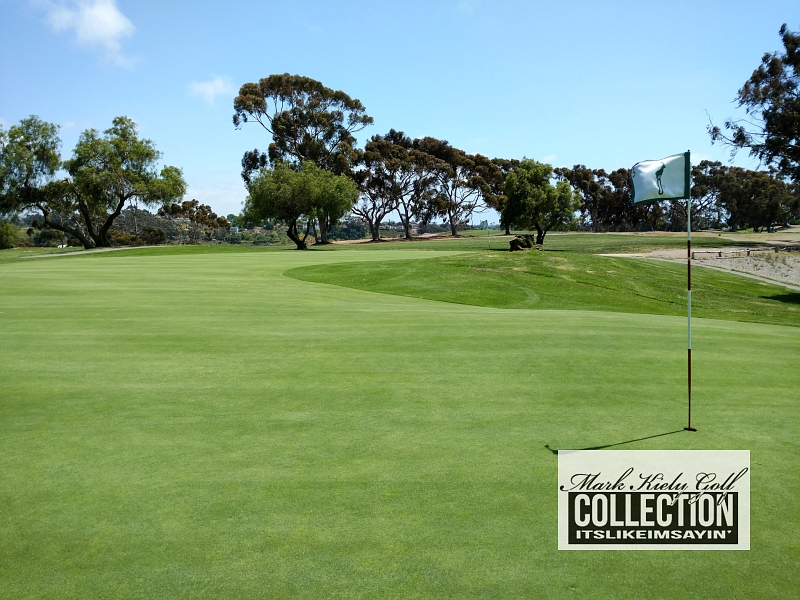 Goat Hill Park Golf Course Oceanside California