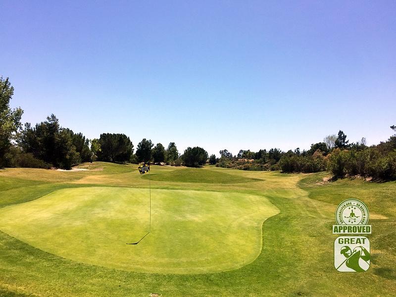 Golf Club of California Fallbrook California Hole 15