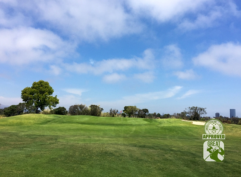River Ridge Golf Club Vineyard Course Oxnard California GK Review Guru Hole 10