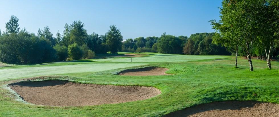 Willows Run Golf Club Coyote Creek Course Redmond Washington