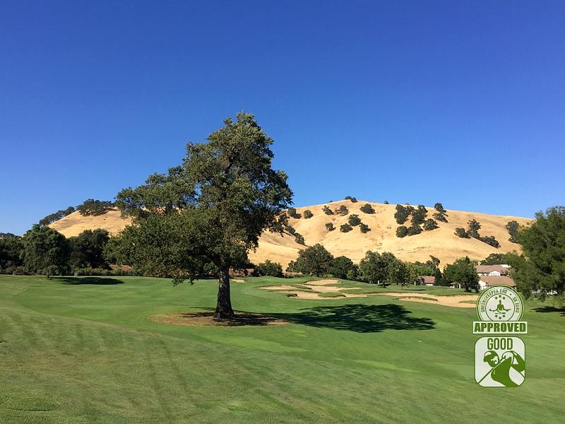 Paradise Valley Golf Course Fairfield California Hole 14