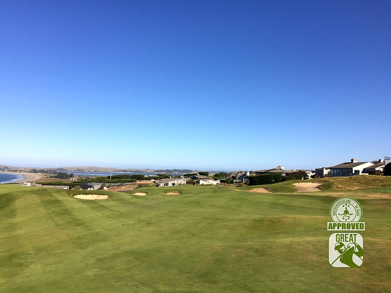 The Links at Bodega Harbour Bodega Bay, CA Hole 9