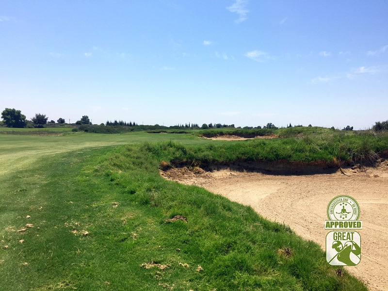 Ridge Creek Dinuba Golf Club Dinuba California - Hole 10