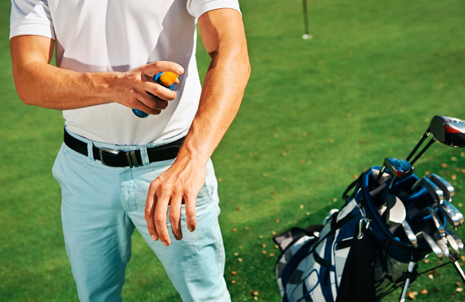 Golf and Sun Protection