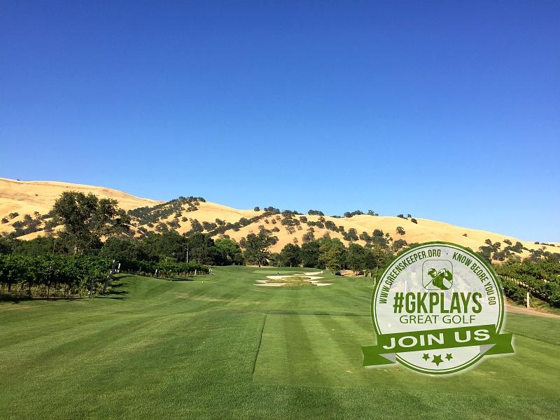 Yocha Dehe Golf Club Brooks CA Hole 13