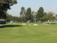 Los Amigos Golf Course Downey California Hole 9 Par 3